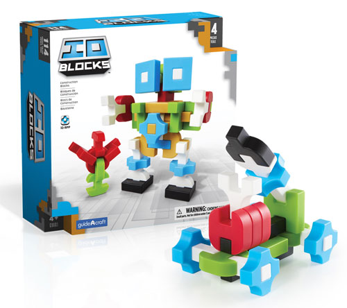 Guidecraft IO Blocks