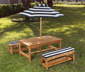 KidKraft Outdoor Furniture