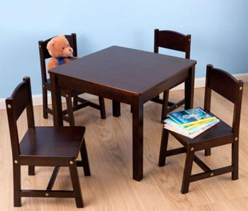 Kidkraft canada quality kidkraft kids table and chair for Kids kitchen set canada