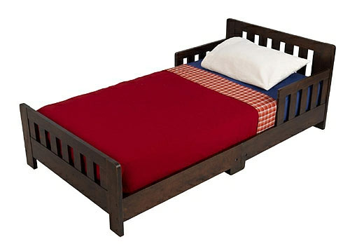 KidKraft Charleston Toddler Bed